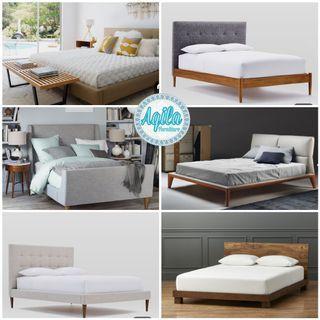 tempat tidur + head beds + beds