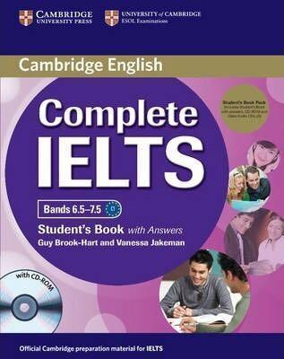 Complete: Complete IELTS Bands 6.5-7.5 with workbook 雅思高分必備