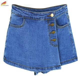 Denim Skort size small