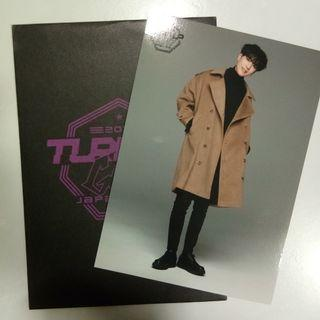 Got7 Yugyeom Turn Up Japan Trading Postcard