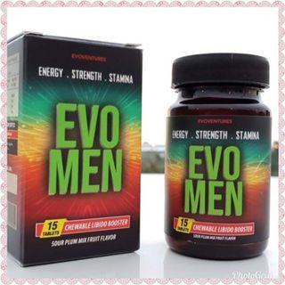 Supplement Evo Men