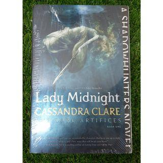 LADY MIDNIGHT (THE DARK ARTIFICES #1) by CASSANDRA CLARE