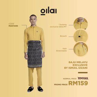 Baju Melayu Qilai by Ismail Izzani