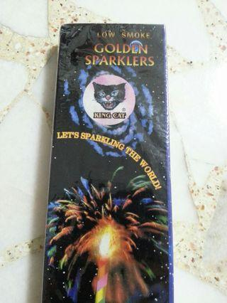10bags Sparklers - King Cat - 12inches
