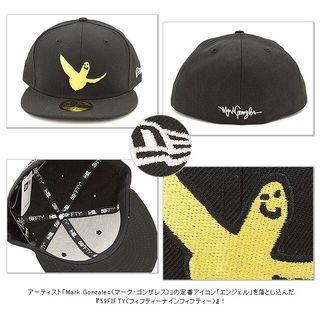 Mark Gonzales Cap 正版 New Era 帽 全新 Hat Angel