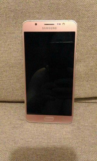 SAMSUNG J7 粉色 16G