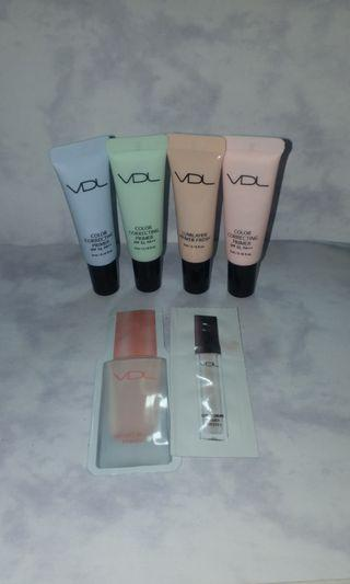 VDL  color correcting primer x 6  不散賣 包平郵