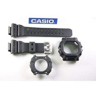 🚚 New Authentic sealed Casio G-Shock GX-56BB-1 Black King Band, Bezel & Rear Cover Set