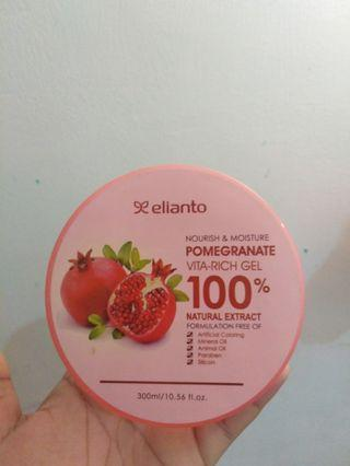 Elianto pomegranate vita-rich gel