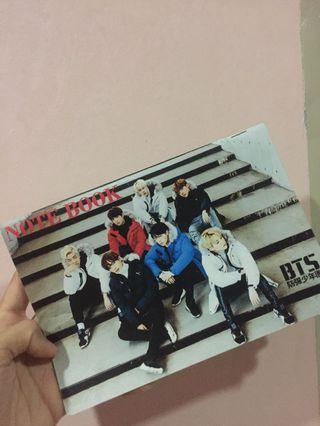 BTS Notebook