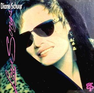 arthcd DIANA SCHUUR Love Songs CD (GRP, Jazz)
