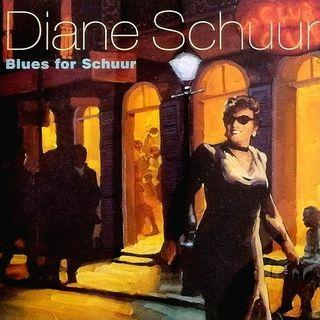 arthcd DIANA SCHUUR Blues For Schuur CD (GRP, Jazz)