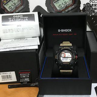 👑MASTER OF G SERIES👑 Casio G-Shock Rangeman GW9400DCJ-1JF (Japan Model) Limited Edition GW9400 🤗 GW9400DCJ 🤗 GW 9400 Series