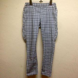GU stretchable pant