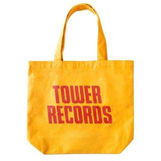 TOWER RECORDS トートバッグ Ver.2 Canvas Tote Bag