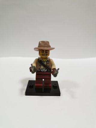Lego Minifigures Series 1 Cowboy