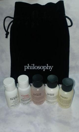 超平   Philosophy   purity   amazing grace   hope in a jar   time in a bottle 不散賣 包平郵