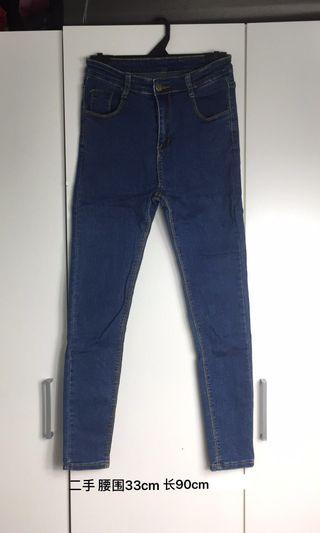 女牛仔长裤 Lady long Jeans bottom