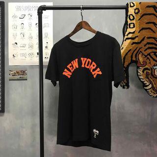 :AgdLab:Stussy - New York 短Tee