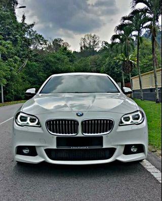 BMW F10 520i m sport SAMBUNG BAYAR BERDEPOSIT