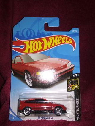 Hot Wheels '88 Honda CRX CR-X
