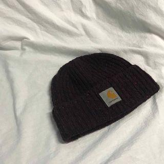 :AgdLab:CarharttWIP - 混紡針織短毛帽