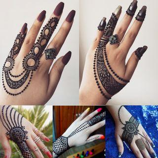 Hari Raya henna