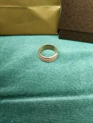 14K Gold Wedding Band for man