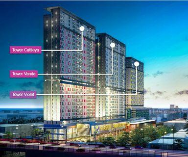 Apartemen Murah BSD hanya 300 jutaan Dp 0% s/d bln Mei jadi satu dengan St Krl, Lrt, Mrt