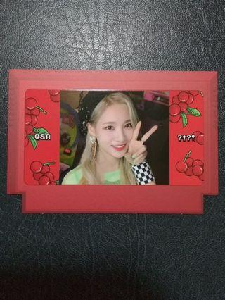 [WTT/WTB/WTS] Cherry Bullet Let's Play Cherry Bullet Photocard