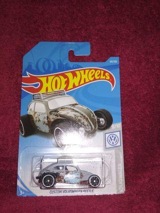 Hot Wheels custom vw volkswagen beetle