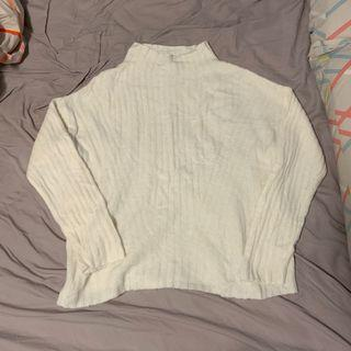 OLD NAVY RIBBED SWEATER