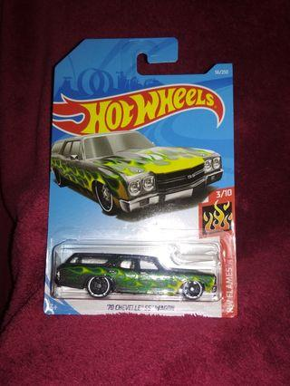 Hot Wheels 70 chevelle