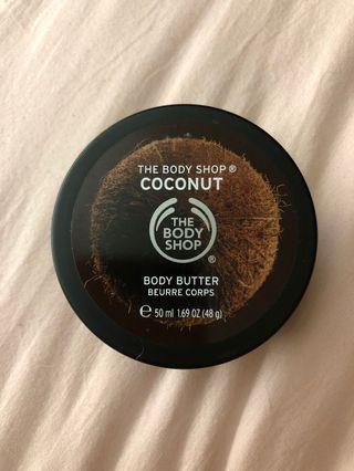 THE BODY SHOP椰子油