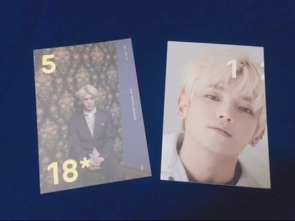 Taeyong NCT 127 Season Greeting 2018