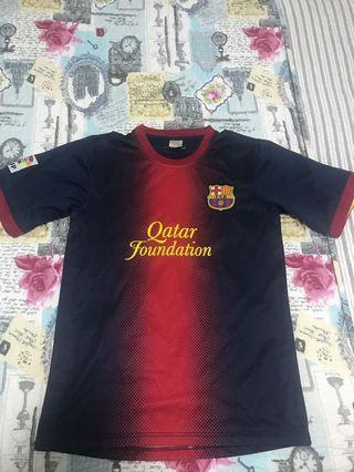 FCB Unisex Large Soccer Jersey