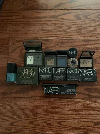 Brand new Nars lot of 7 items.