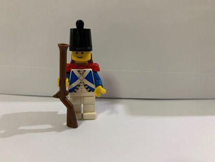 LEGO Pirate Figurine