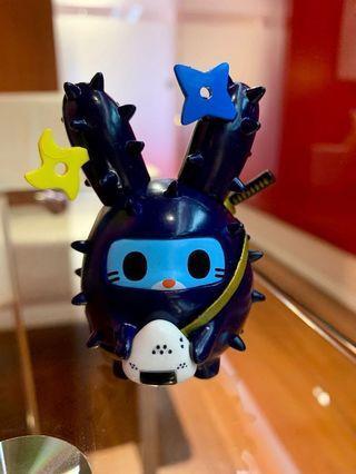 Tokidoki Cactus Bunnies Ninja Star
