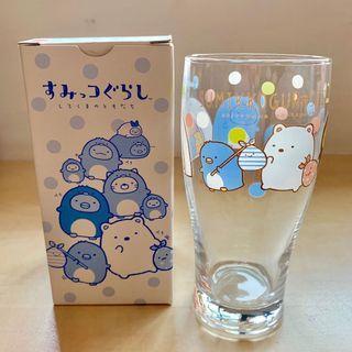 Sumikko Gurashi San-X tall glass