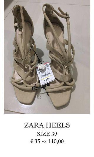 Zara heels (39)