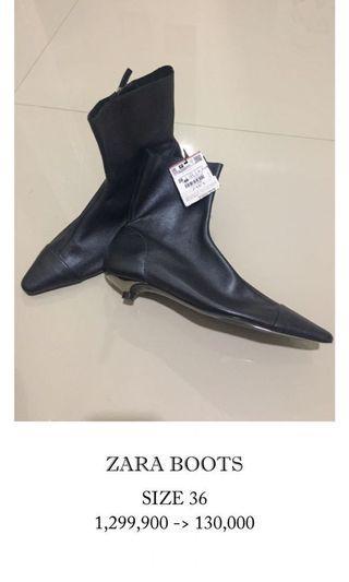 Zara boots (36)