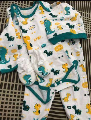 Baju set bayi