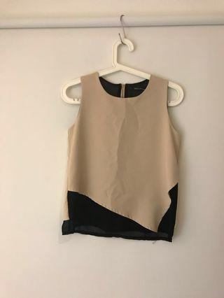 Simple & Smart Blouse (with lining)