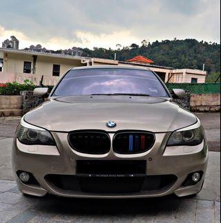 SEWA BELI>>BMW 523i SE E60 LCI GEARBOX 2008