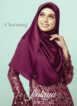 ⭐INSTOCKS GRANDAHLIA JENTAYU SHAWL IN CHARMING