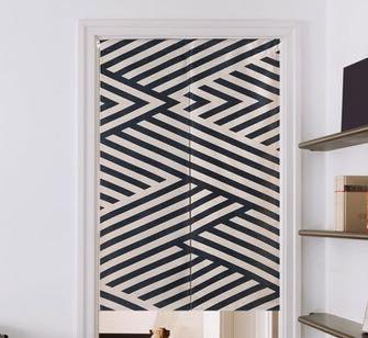 (Clear Stock) Door Curtain