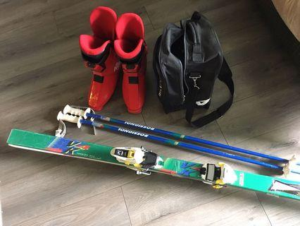 Skis and Equipment!!
