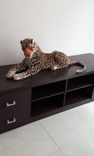 Cheetah Plush Toy