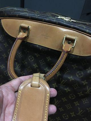 AUTHENTIC Louis Vuitton Luggage Bag